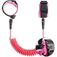 Anti Lost Wrist Link Kids Leash Child Safety Wristband Toddler Harness Leash with Lock