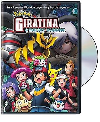 Amazon Com Pokemon The Movie Giratina And The Sky Warrior