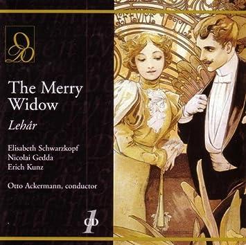 die lustige wittwe merry widow waltz