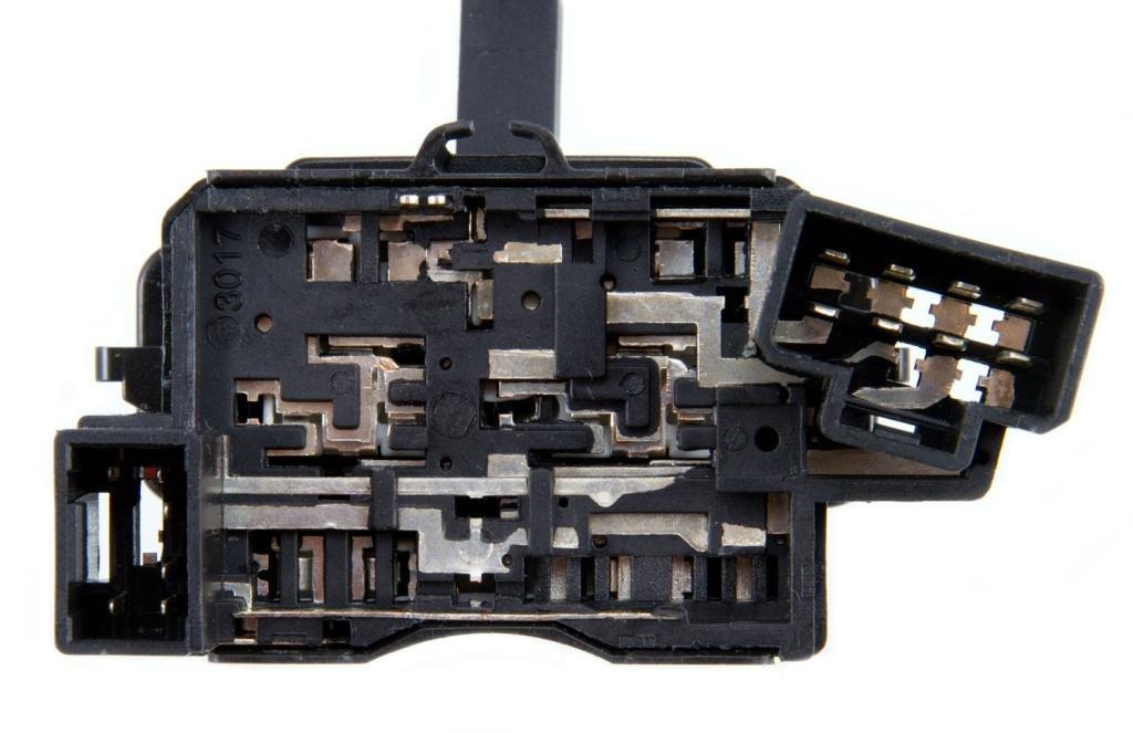 Headlight Multifunction Switch w//o Fog Lamps Shee-Mar SM1127 Turn Signal Dimmer