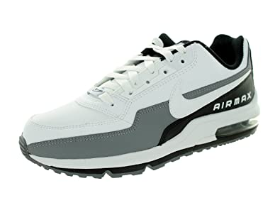 brand new bbcdb 2bb87 NIKE Air Max LTD 3 Men s Running Shoes 687977-119 White 7.5 ...