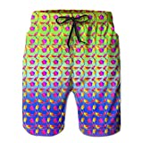 Soccer Summer Quick Dry Casual Swim Wear With Pockets