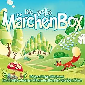 Die große Märchenbox Audiobook