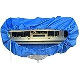 家庭用 エアコン 洗浄 シート カバー 排水 ホース 付き クリーニング 壁掛け (ホース長選べます。) (ホース長:約2m)