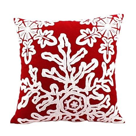 Toyvian Funda de almohada de navidad funda de almohada ...