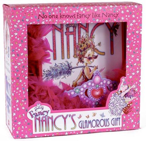 Fancy Nancy's Glamorous Gift: original Fancy Nancy book with feather boa