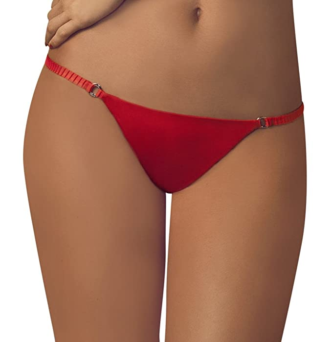Besame - Tangas - para mujer rojo rosso 42:14/42 (Large,
