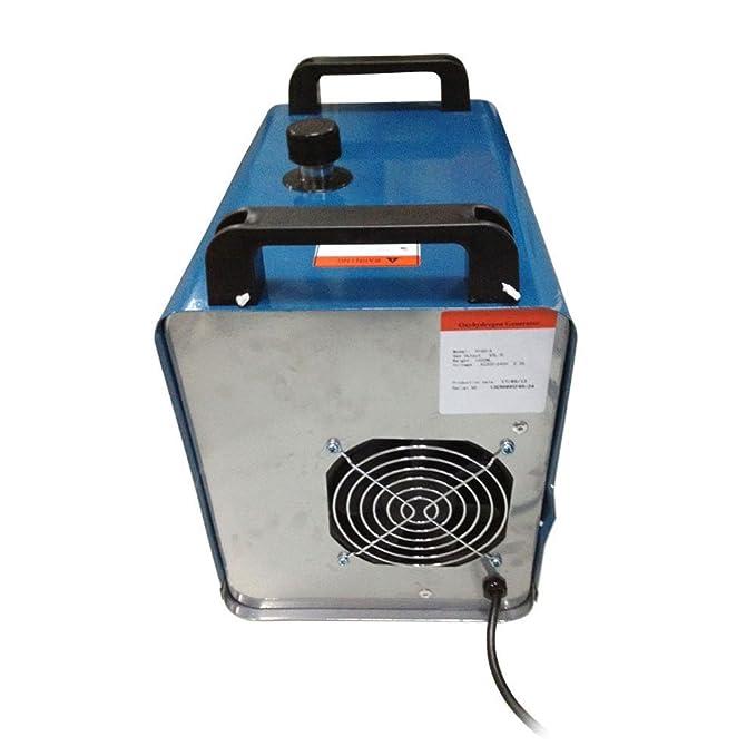Portátil hidrógeno de oxígeno soldador llama agua pulidor pulido máquina 180 95L 110 V para EE. UU., 220 V para otros: Amazon.es: Electrónica