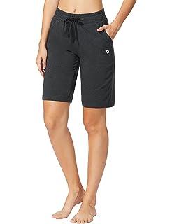 985759fbcd1 Danskin Women s Essential Bermuda Short at Amazon Women s Clothing ...