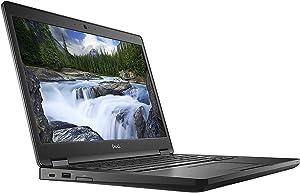 Dell Latitude 14 - 5490 Business Laptop (14inch HD Display, Intel Core i5-8350U, 16GB Memory, 256GB PCIe M.2 NVMe SSD) Windows 10 Pro