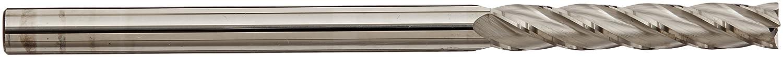1//4 Shank 1//4 Diameter 1-1//2 Length of Cut 4 Flute Kodiak Cutting Tools KCT137696 USA Made Extra Long Solid Carbide End Mill 4 Overall Length