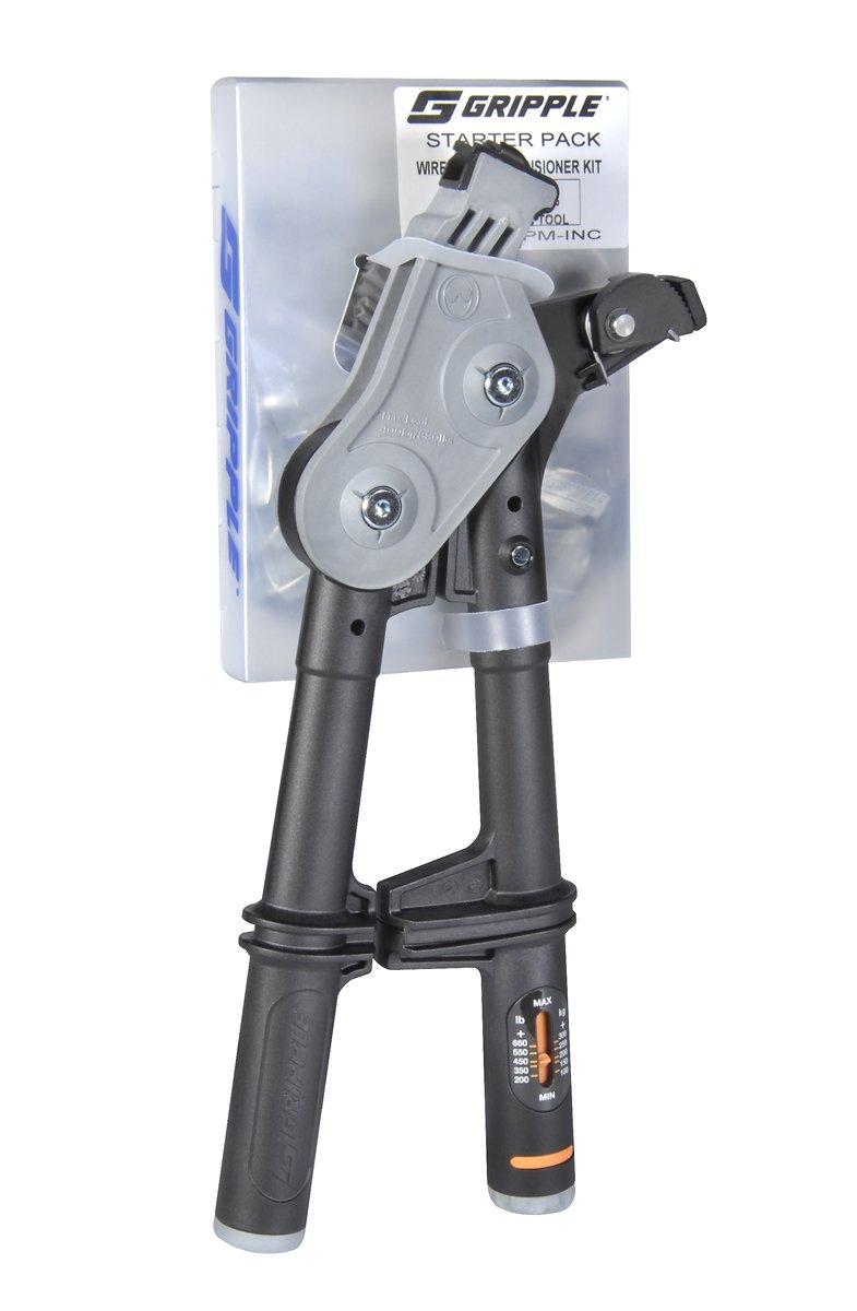 Gripple - Gripple Starter Pack (Torq Tool + 50 Med Gripples ...