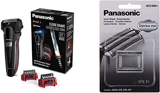 Panasonic ES-LL41-K503 Afeitadora, Recortadora y Perfilador Todo ...