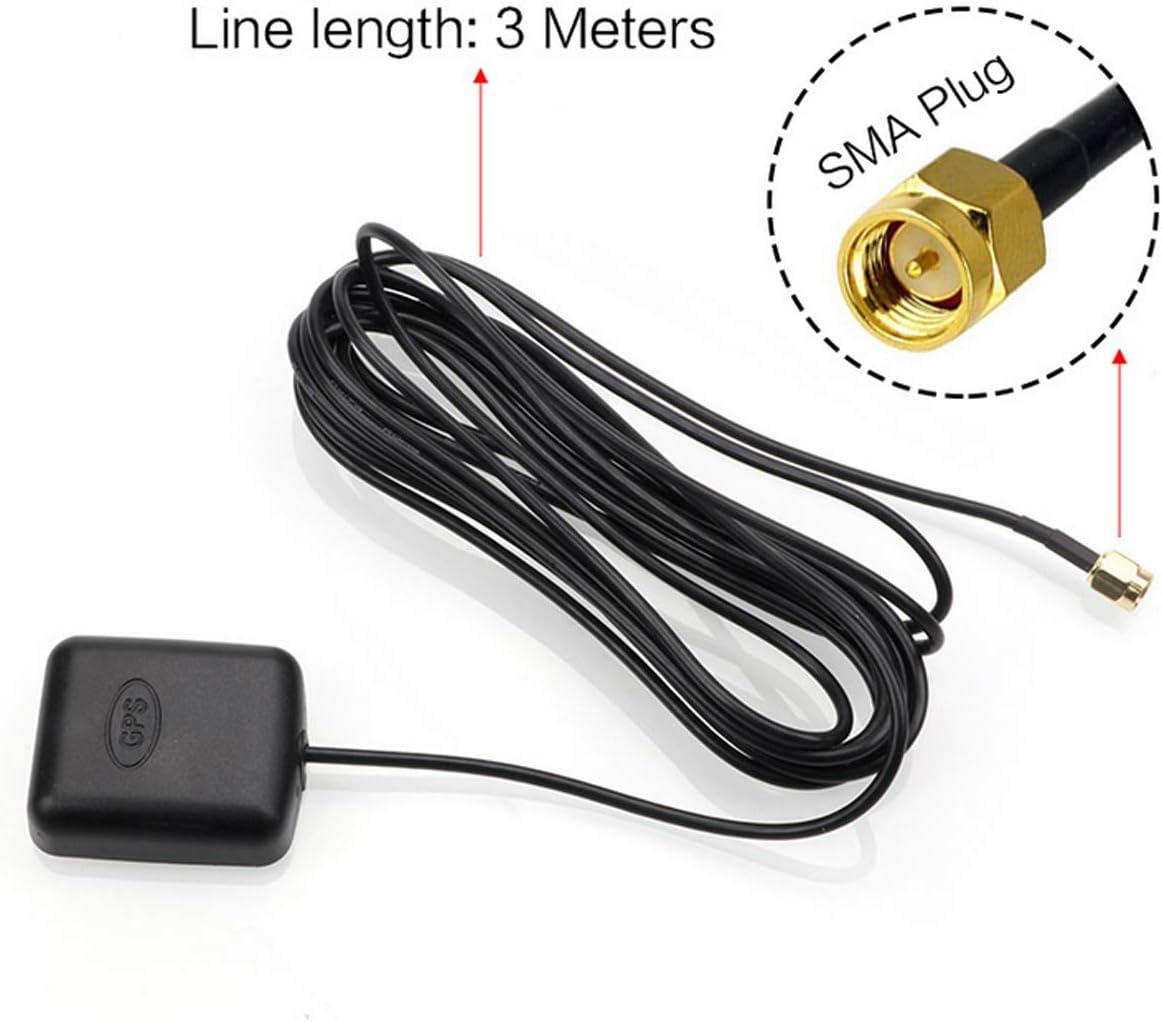 Smartnavi Auto Car GPS Antena SMA Macho Conector GPS 3 Metros ...