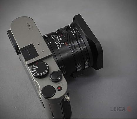 Lim S Gegenlichtblende Für Leica Q2 Typ 4889 Q Typ 116 49 Mm Objektiv