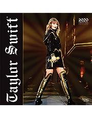 Taylor Swift 2020 - 18-Monatskalender: Original BrownTrout-Kalender