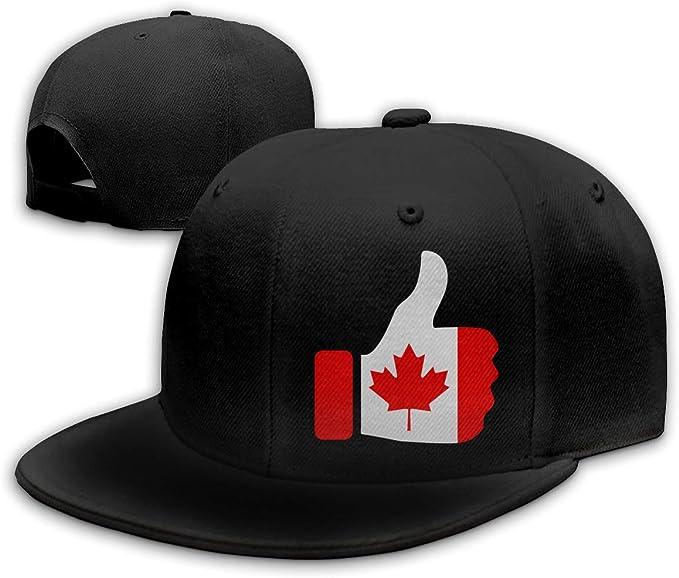 Gorra de béisbol, Bandera de Canadá, Mano, Gorro de Mezclilla ...