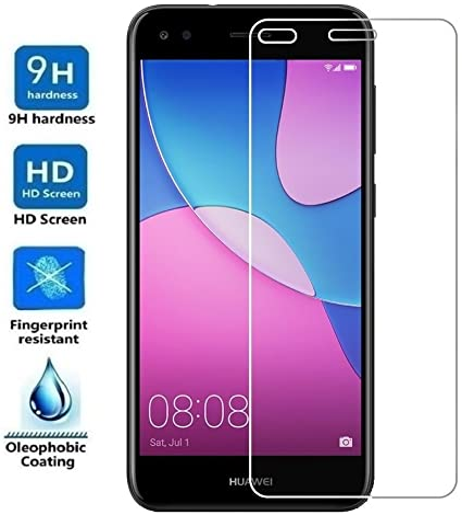 REY Protector de Pantalla para Huawei P9 Lite Mini/Huawei Y6 Pro ...