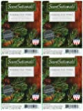 ScentSationals Perfectly Pine Scented Wax Cubes - 4-Pack
