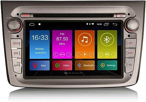 Erisin 7 Zoll Android 10 0 Autoradio Für Alfa Romeo Elektronik