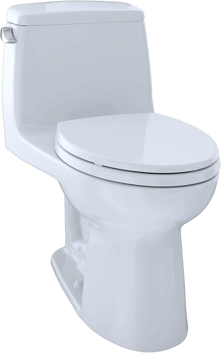 best comfort height toilets: TOTO MS854114ELG#01 Eco Ultramax Toilet