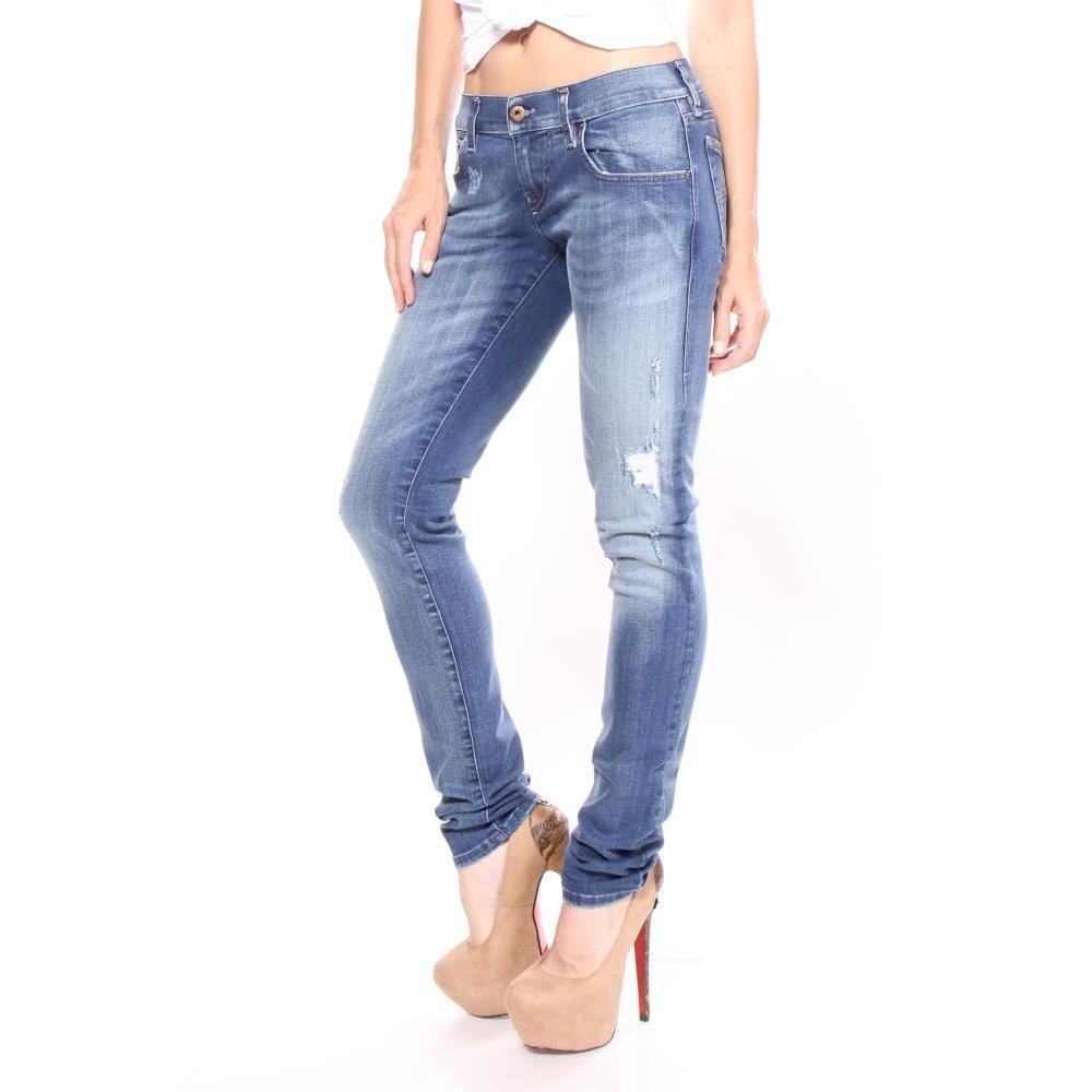 cdcf19bd Diesel Women's Grupee R8840 Super Slim-Skinny Low Waist Jeans:  Amazon.co.uk: Clothing