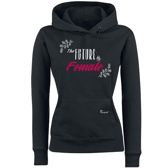 Sunnywall - Sudadera - para Mujer 132 Future Female Small