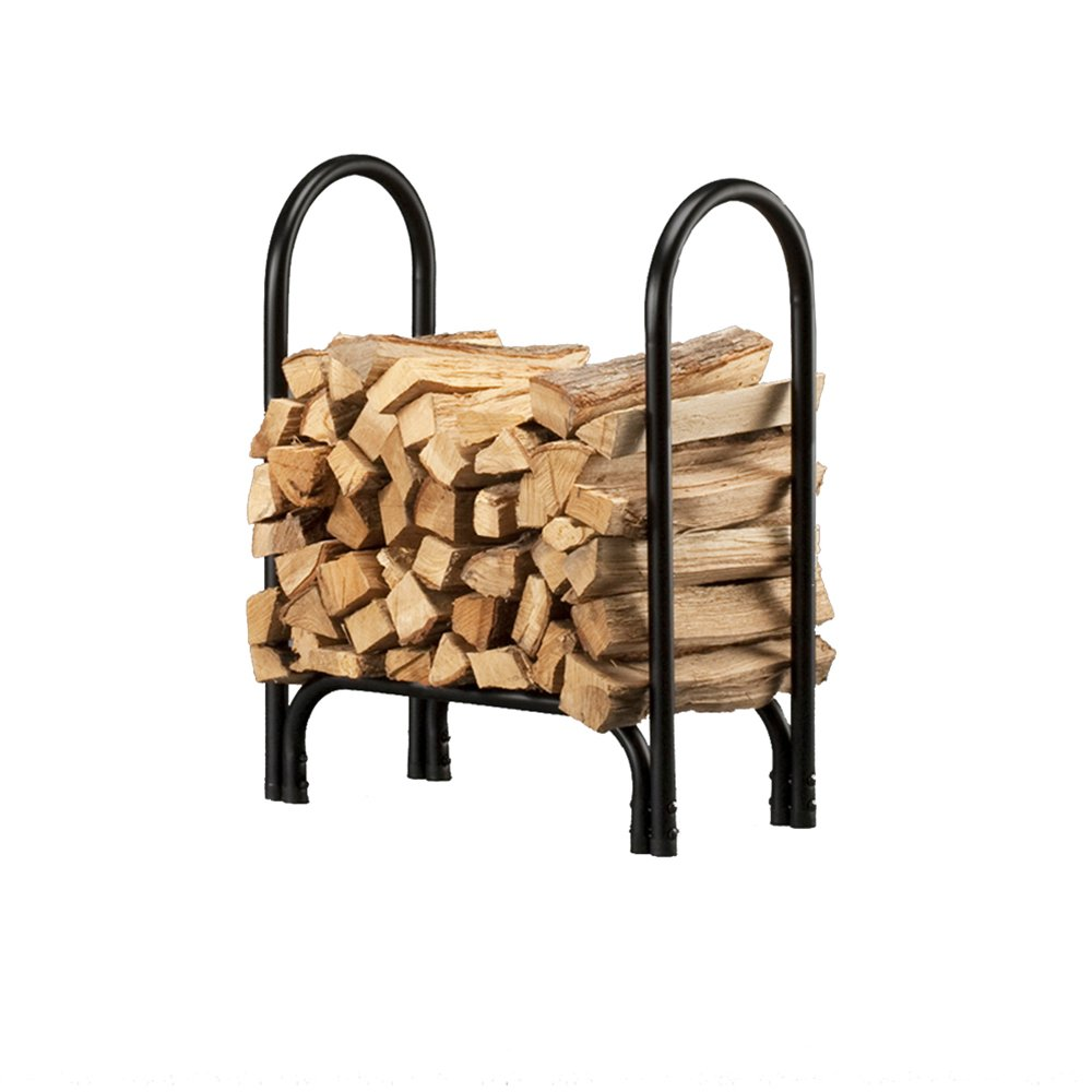 Amazon.com: Shelter SLRS Firewood Storage Log Rack, Small: Home Improvement