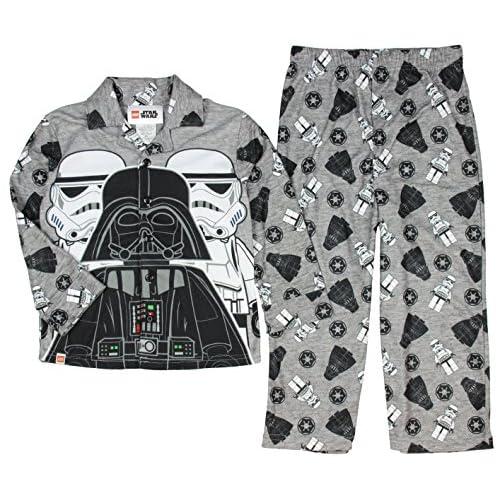 Star Wars Lego Boys Flannel Pajama Set for cheap