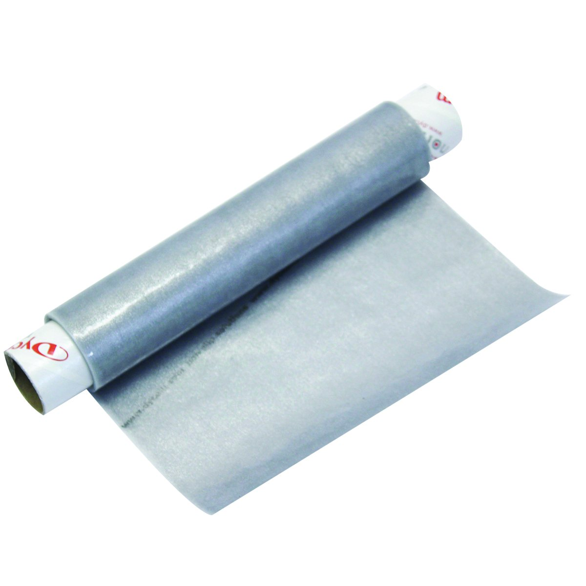 Dycem 50-1502S Non-Slip Material, Roll, 8'' x 3-1/4', Silver
