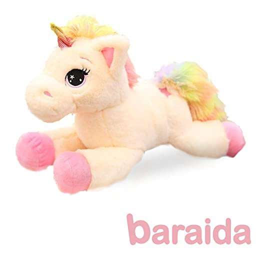 Amazon Com Unicorn Stuffed Animal Cute Unicorn Gifts Large 15 8