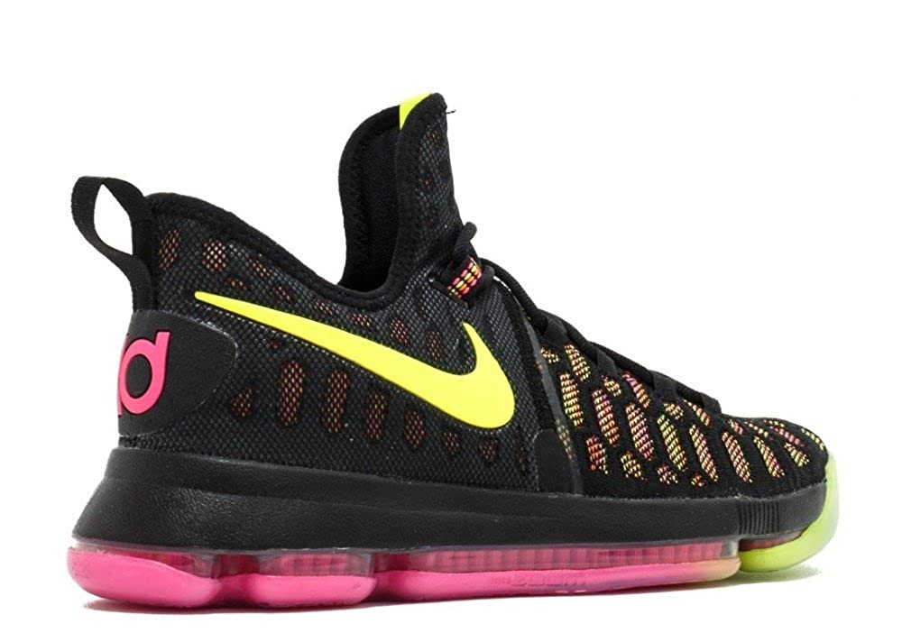 newest 27604 558c2 Amazon.com   Nike Zoom KD 9 Multi-color Mens size 10.   Fashion Sneakers