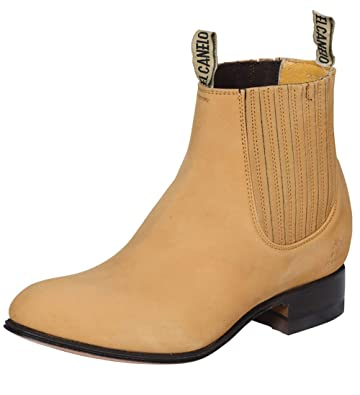 Amazon.com: EL CANELO - Botas de tobillo para mujer, de piel ...