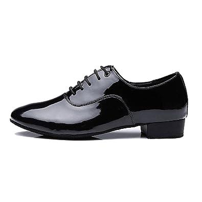Chaussures De Danse Sansha Pour Polyuréthane Hommes, Couleur Noire, Taille 41.5