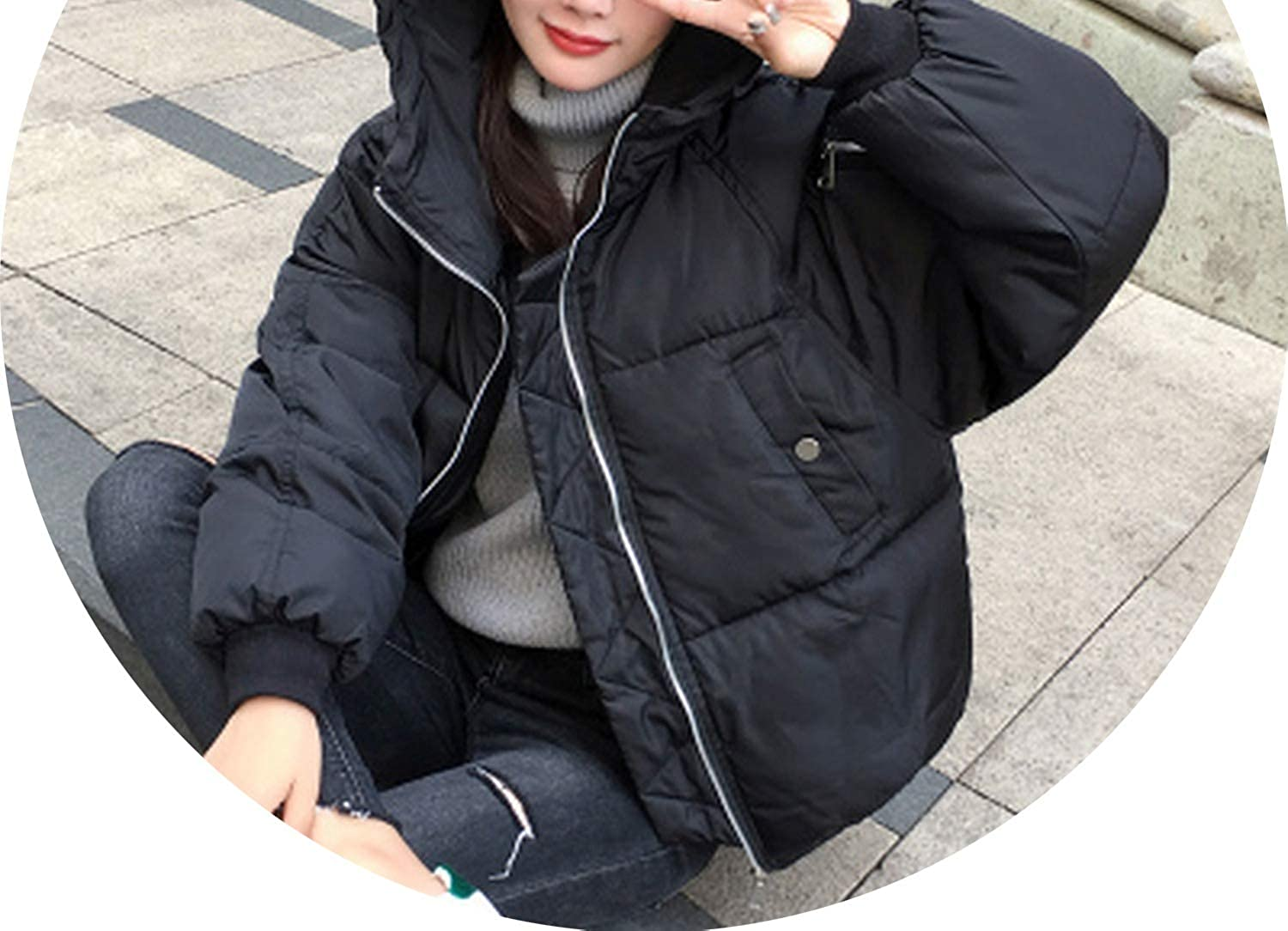 Black 2018 New White Duck Down Jacket Winter Warm Coat Lady Ultralight Duck Down Jacket
