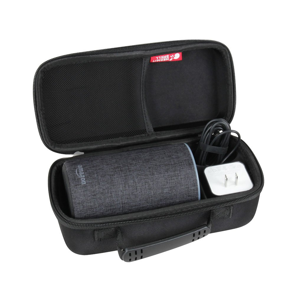 Hard EVA Travel Case for Echo (2nd Generation) - Smart speaker by Hermitshell by Hermitshell