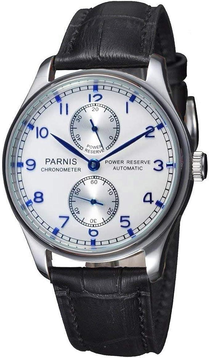CursOnline® - Reloj de pulsera clásico para hombre