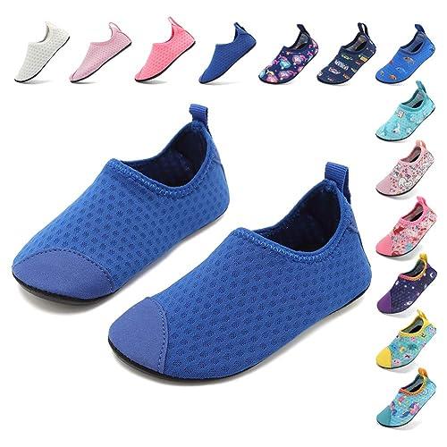 Amazon.com: Coolloog - Zapatos de agua para bebé con suela ...