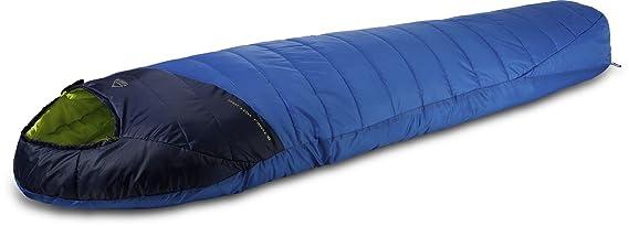 McKinley Dalton Trek Light momia saco de dormir, color azul, tamaño 195R, 0.6: Amazon.es: Deportes y aire libre