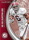 Ha Ha Clinton-Dix football card (Alabama Crimson Tide) 2015 Panini Team Collection #35