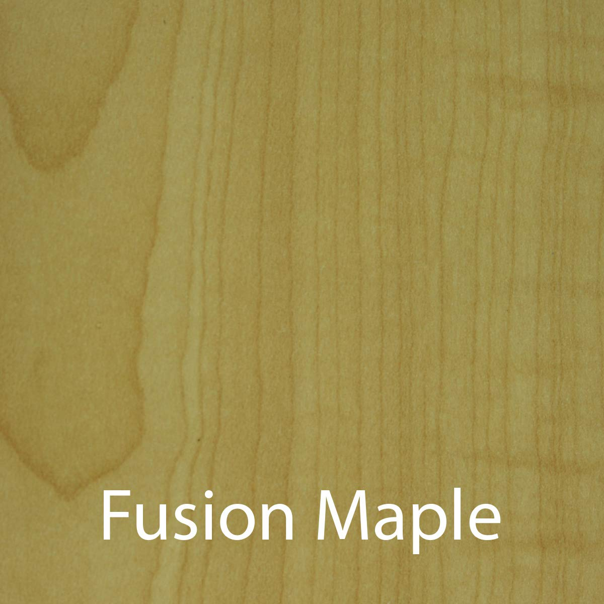 Correll Trapezoid Top Activity Table, 24''x48'', Fusion Maple by Correll