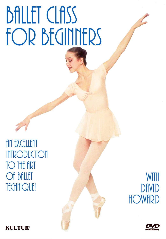 Ballet Class for Beginners (1986) David Howard Allison Potter Kultur Instructional / Educational