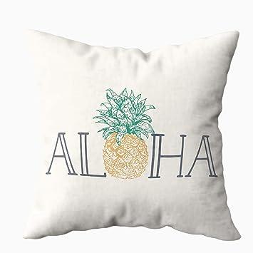 Amazon.com: Musesh - Funda de almohada decorativa para sofá ...