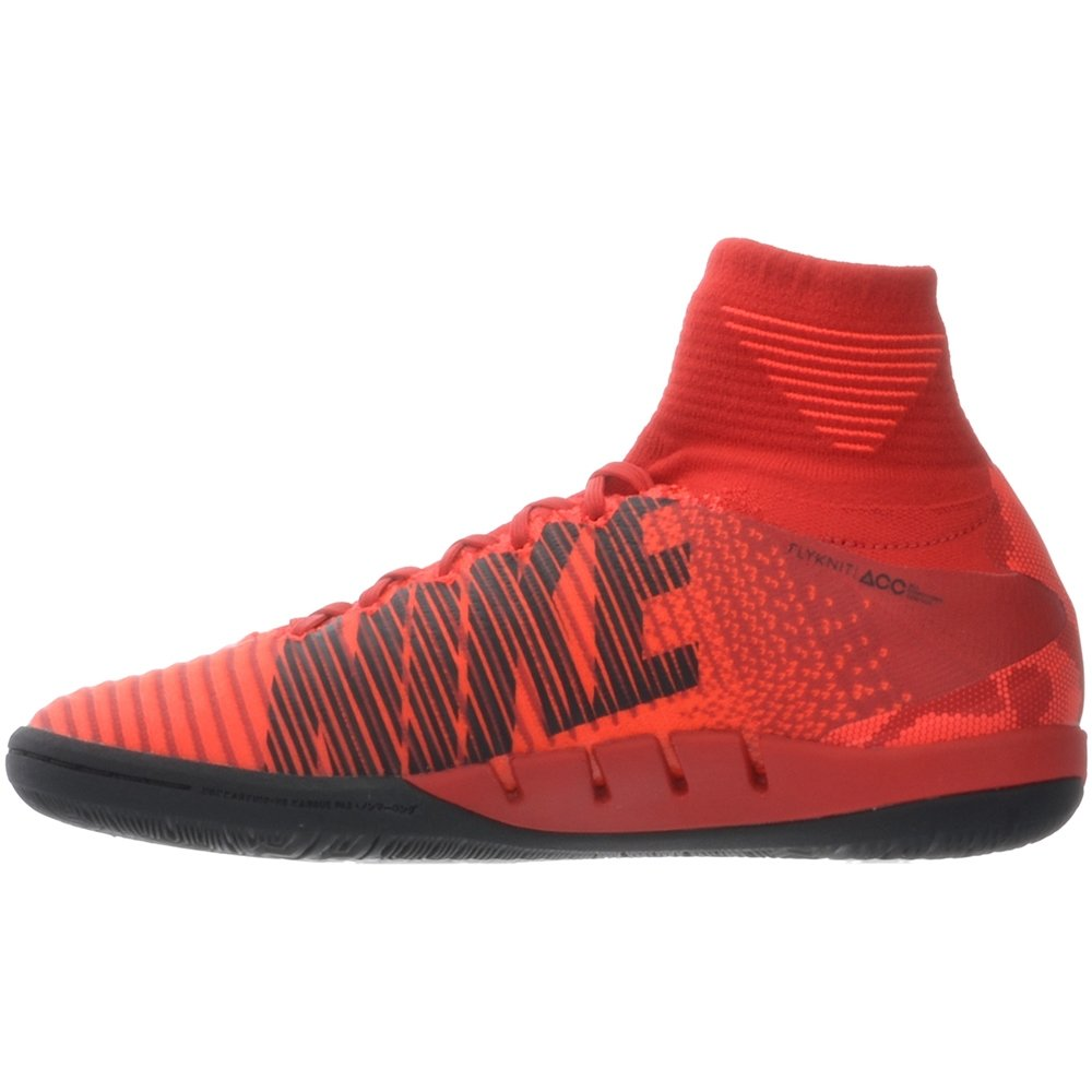 f95cd3809 Nike Men's MercurialX Proximo II IC Indoor Soccer Shoe (Sz. 9) Red, Bright  Crimson: Buy Online at Low Prices in India - Amazon.in