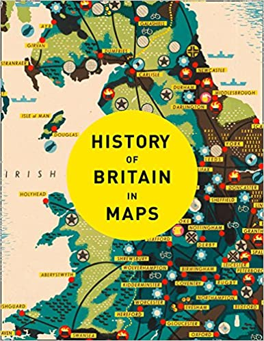 Map Of Ireland 2100.History Of Britain In Maps Over 90 Maps Of Our Nation Through Time