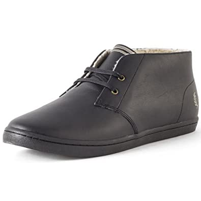 6434b8833a3 Fred Perry Byron Mens Chukka Boots  Amazon.co.uk  Shoes   Bags