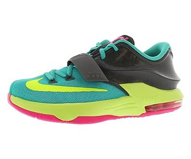 Nike KD VII GG Kids Sneaker Hyper Jade/Hyper Pink/Dark Base Grey/