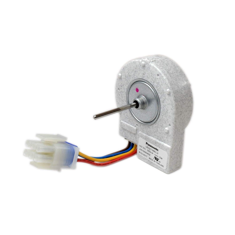 frigidaire 241509402 refrigerator evaporator fan motor: amazon co uk: diy &  tools