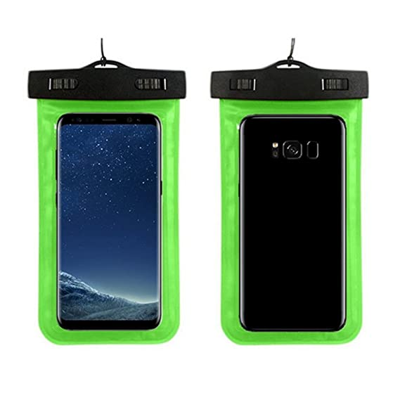 timeless design f9b9a 3a047 Amazon.com: Clear Waterproof Case For Samsung Galaxy S8 , Womail ...