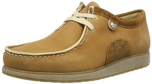 Panama Jack Nature Walby Natur B4 Napa, Mocasines para Mujer, Braun (Cuero/Bark), 40 EU: Amazon.es: Zapatos y complementos
